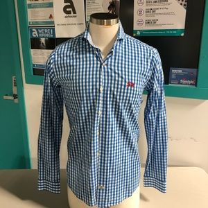 Other - 2 for $25♨️Men's Casual Gingham Check Shirt